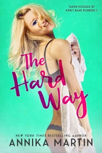 5 The Hard Way Ebook Cover