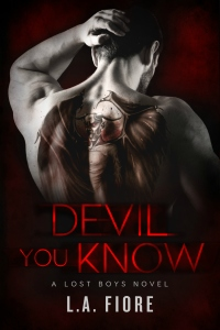 Devil You Know Ebook Cover