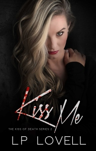 Kiss Me Ebook Cover