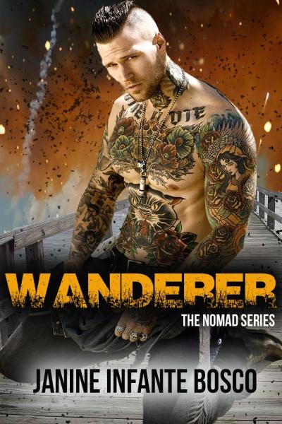 WANDERER-Cover