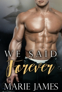 We Said Forever Ebook Cover