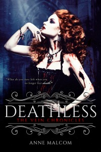 Deathless Ebook Cover
