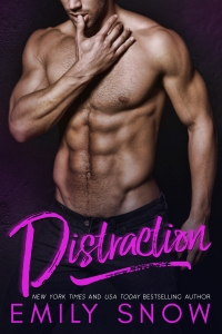 DISTRACTION E-Book Cover