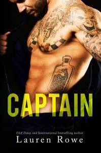 Captain Ebook Cover
