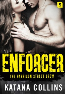 Enforcer Ebook Cover