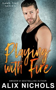 Playing with Fire Ebook Cover