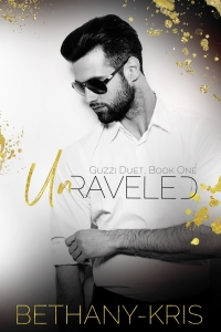 UNRAVELED, Guzzi Part One Cover-1
