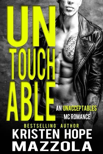 Untouchable - front(1)
